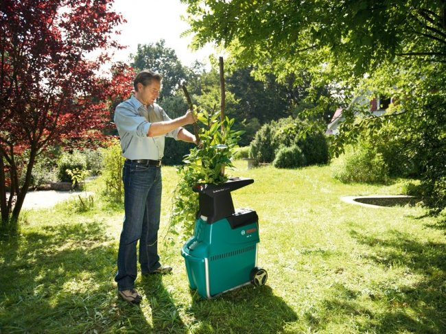 8 Лучших садовых измельчителей