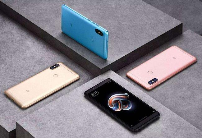 Бюджетные безрамочные смартфоны