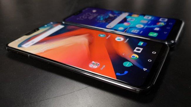 Лучшие смартфоны OnePlus