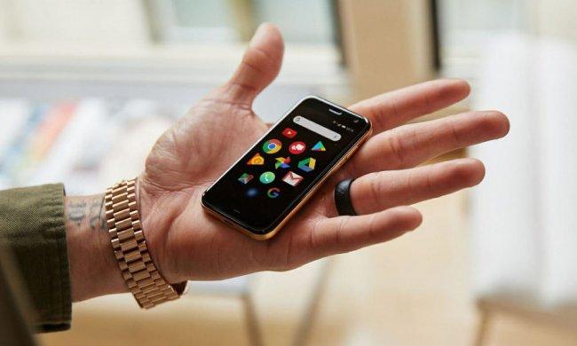 Самые маленькие смартфоны в мире