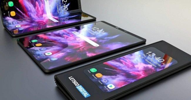 Лучшие смартфоны-раскладушки или складные смартфоны
