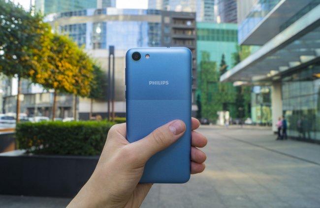 Лучшие смартфоны Philips