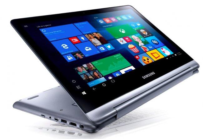 Лучшие ноутбуки Samsung