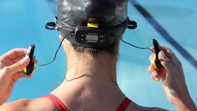 Лучшие водонепроницаемые наушники для плавания