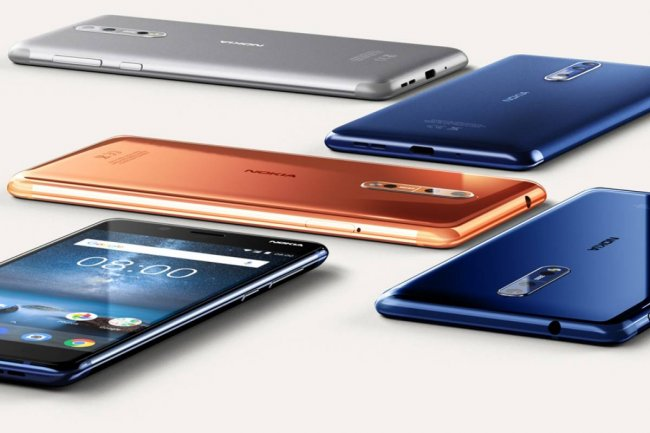 Лучшие смартфоны Nokia