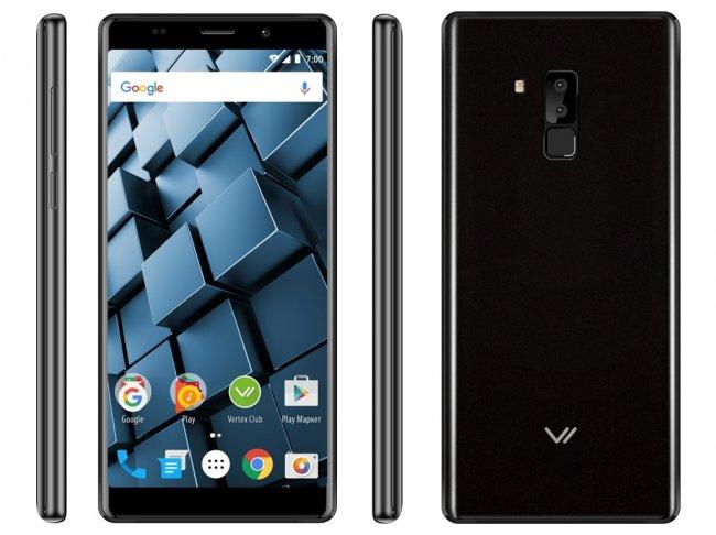 Лучшие смартфоны Vertex Impress