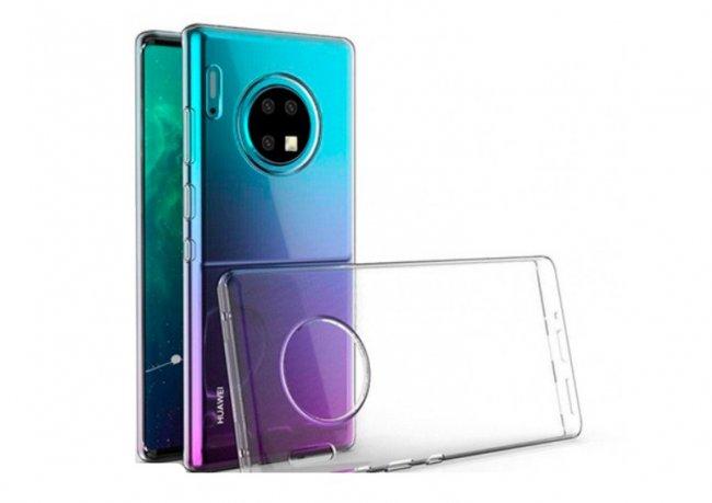 У Huawei Mate 30 будет беспроводная зарядка