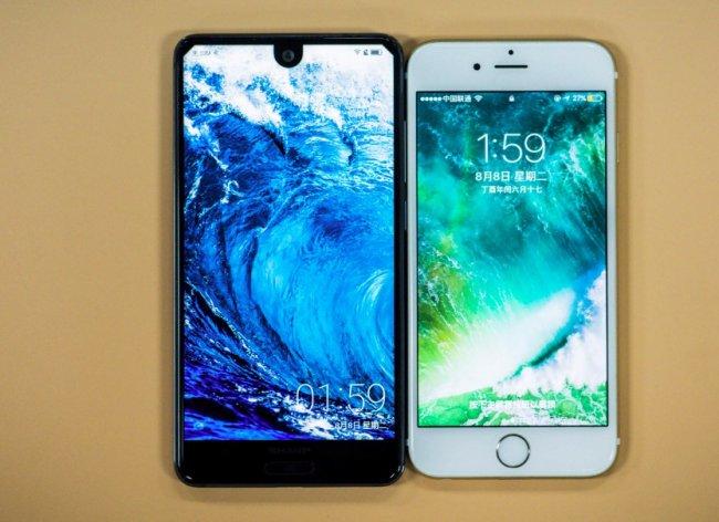 Лучшие смартфоны Sharp