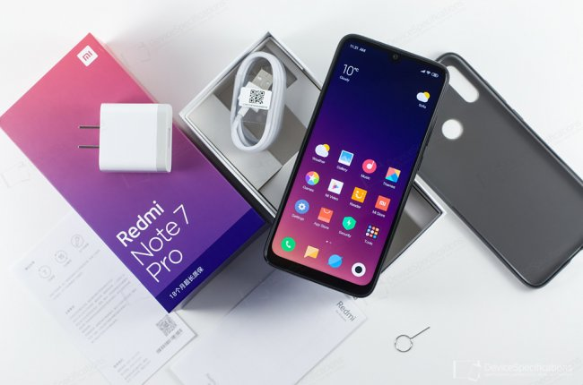 Началось производство Redmi Note 8 от Xiaomi