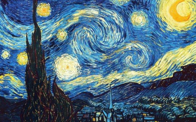 ТОП 10 самых известных картин в мире
