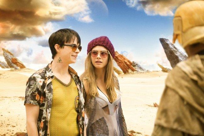 ТОП 10 Фильмов, похожих на «Валериан и город тысячи планет»