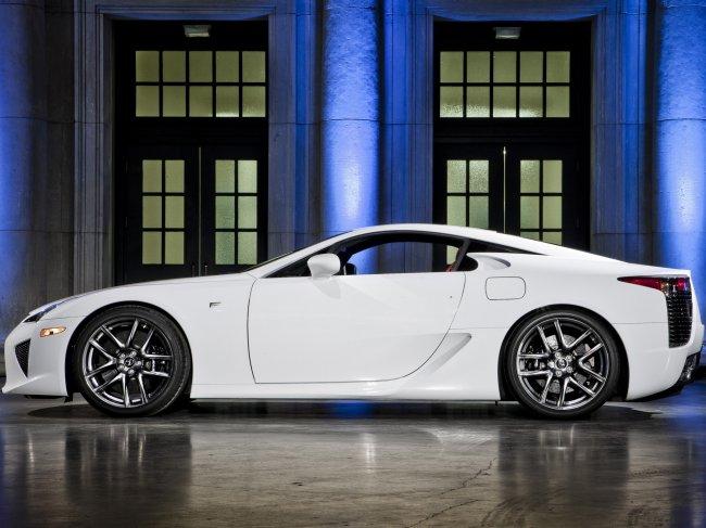 ТОП 10 Самых дорогих моделей Лексус в мире