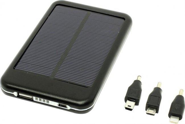 ТОП 7 Внешних аккумуляторов на солнечной батарее (Solar Power Bank)